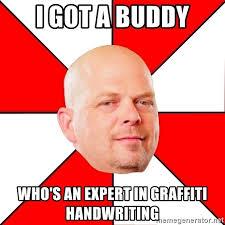 graffiti handwriting stars