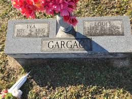 Iva Wolfe Mitts Gargac (1900-1997) - Find A Grave Memorial
