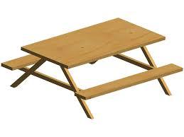 desk clipart png. picnic table clipart 6 desk png