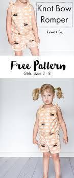 Free Romper Pattern Best Design