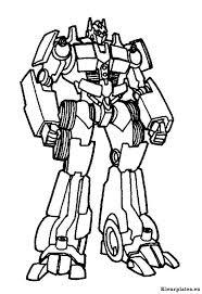 Transformers Kleurplaat 516117 Kleurplaat