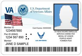 For Id Vets Va New Enrolled Francisco Health Care San Cards System - In