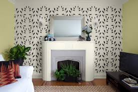 back to how to decorative wall stencils