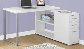 niles l shape computer desk