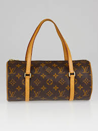 Louis Vuitton Monogram Canvas Papillon 26 Bag Yoogis Closet
