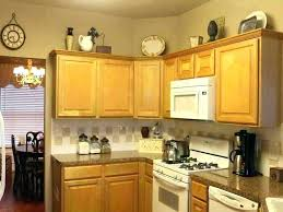 above kitchen cabinet decorations. Decor For Top Of Kitchen Cabinets Above The Cabinet Ideas . Decorations N