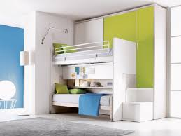 Small Bedroom Bunk Beds Bedroom Cheerful Decoration In Bunk Bed For Kids Room With