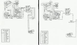 the care and feeding of ponies mustang alternator and charging Ford Charging System Diagrams mustang alternator and charging system 1965 and 1966 ford charging system wiring diagram
