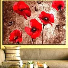 extraordinary poppy wall art canvas red poppies huge picture abstract metal uk on poppy wall art uk with extraordinary poppy wall art canvas red poppies huge picture