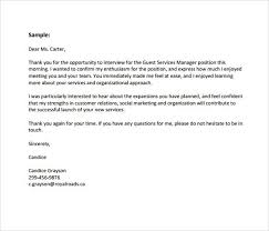 Template Letter Thank You Of Future Business Relations