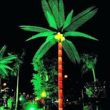 palm tree light outdoor led coconut china lamp post led palm trees 2 tree led manufacturer outdoor lighted