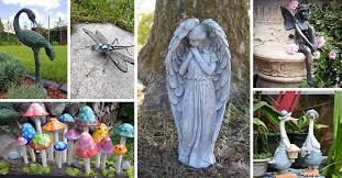 25 best garden statues and sculptures