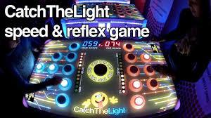 Catch The Light Arcade Game Catch The Light Speed Reflex Game Amusement Machines