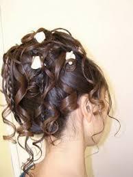Image Coiffure Mariage Chignon Coiffure Cheveux Mi Long