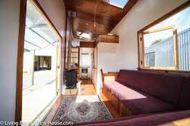 Small Picture Luxurious Tiny Home In New Zealand Is Off Grid And 100 Self Tiny