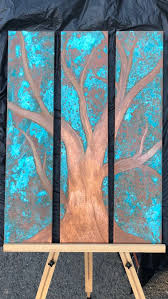 copper wall art