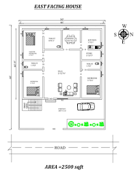 27 best east facing house plans as per