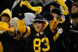Image result for pittsburgh steelers fans