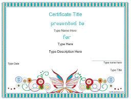 blank certificates blank certificate design certificate template certificatestreet