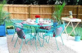 spray painting metal patio furniture paint outdoor table spray paint rh ekoda club painting patio table