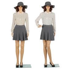 mannequin female high quality hip briefs knickers underwear female half body