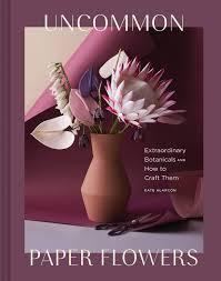 Paper Flower Designs Uncommon Paper Flowers Amazon Co Uk Kate Alarcon