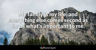Family Life Quotes Mesmerizing Family Quotes BrainyQuote