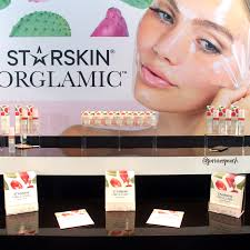 <b>Starskin Orglamic</b>: <b>Pink Cactus</b> Pudding and the Serum Mist ...