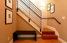 picture frames on staircase wall. Staircase Wall Painting Ideas With Frames Picture On