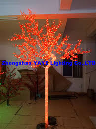 Pink Led Outdoor Lights China Yaye 18 Ce Rohs 2 Years Warranty Abs Outdoor Led Tree