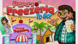 making smooties accidently mixed up some cool math games papa s freezeria