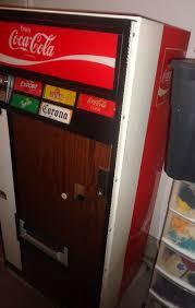 Pop Vending Machines For Sale Ontario Magnificent Coca Cola Coke Vendo Model V4848 Can Soda Pop Vending Machine