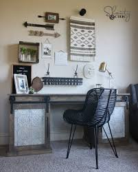 entryway office barn door. A Desk That Could Hide Lots Of Junk And House My Printers, So I Came Up With This! Look How Cute It Turned Out! Here Is DIY Sliding Barn Door Desk\u2026 Entryway Office