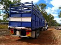 trailer in cairns region qld trailers gumtree fruehauf trailer and cattle crate