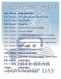 Music Filled White Bear Township Day News Presspubs Com