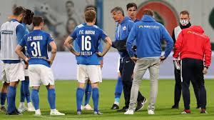 Squad of fc hansa rostock. Hansa Rostock 3 1 Victory Over Magdeburg Football Archyde