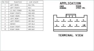 1997 honda accord stereo wiring wiring diagram mega honda accord radio wiring harness wiring diagram centre 1997 honda accord stereo wiring
