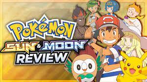 Pokémon Sun and Moon Anime Review - YouTube