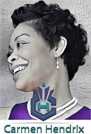Carmen L. Hendrix (Author of When Honeysuckles Fall)