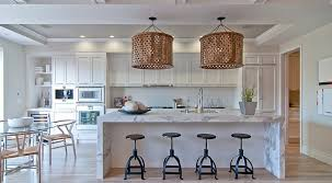 big accent pendant lighting for modern kitchen