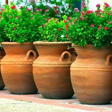 large outdoor flower pots large outdoor flower pots big lots