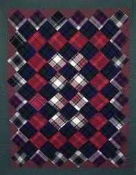 217 best Quilts - Plaid Men's Shirts images on Pinterest | Shirt ... & .would make a good flannel quilt! Adamdwight.com
