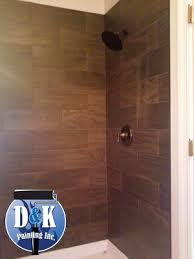 Two Tile Bathroom Shower Jobs 20141209_134819 20141209_134535