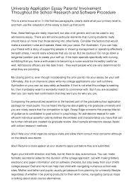university essay examples application best com  university essay examples 9 how to write admission essays
