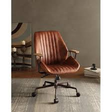 leather office chair. Save To Idea Board. Cocoa Leather Office Chair