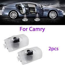 <b>2pcs led door</b> logo light For Toyota Camry 2006-2012 New 2018 ...