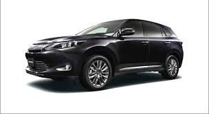 new car suv launches in india 2014New Toyota Harrier SUV photo gallery  Autocar India