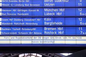 Zuvor war auch die vierte verhandlungsrunde ohne greifbare ergebnisse beendet worden. Deutsche Bahn Ein Streik Gegen Pendler Und Die Verkehrswende