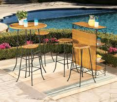 Outdoor patio bar sets kmart affordable stools tables by martha stewart from popular 1000x877