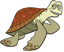 Finding Nemo Turtle Drawing At Getdrawingscom Free For Personal